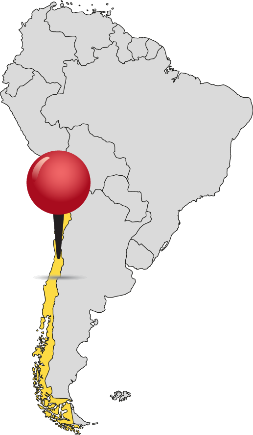 Temuco, Chile Rock River Laboratory location on a map