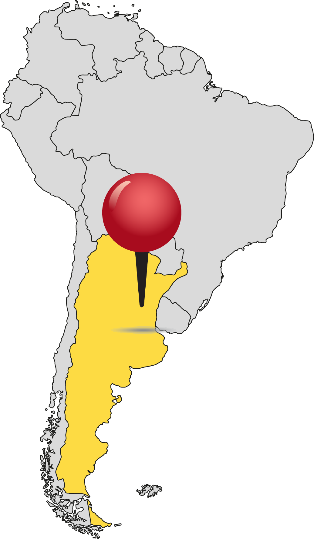 Santa Fe, Argentina Rock River Laboratory location on a map