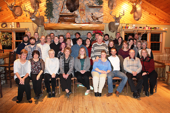 Rock River Laboratory Team Photo_Christmas Party 2015
